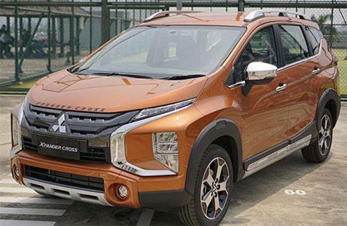 Mitsubishi Xpander Cross giá mềm chuẩn bị bán ra tại VN, đấu Toyota Rush, Suzuki XL7