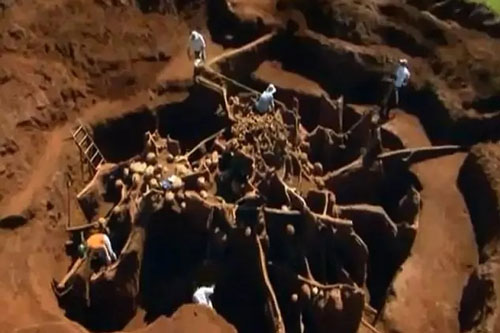 """Đổ 10 tấn xi măng xuống tổ kiến, các nhà khoa học không thể tin vào mắt mình khi khám phá ra """"thành phố khổng lồ"""" dưới lòng đất"""