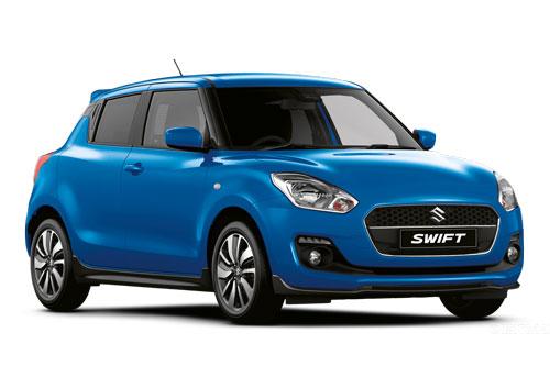 2. Suzuki Swift (doanh số: 60 chiếc).