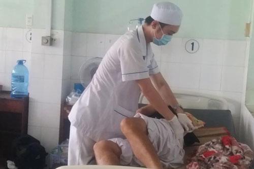 Điều tra vụ nổ súng làm hai thanh niên bị thương ở Tiền Giang