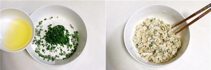 4 bước đơn giản làm bánh quy cracker giòn xốp hấp dẫn để dành ăn dần - Ảnh 2.