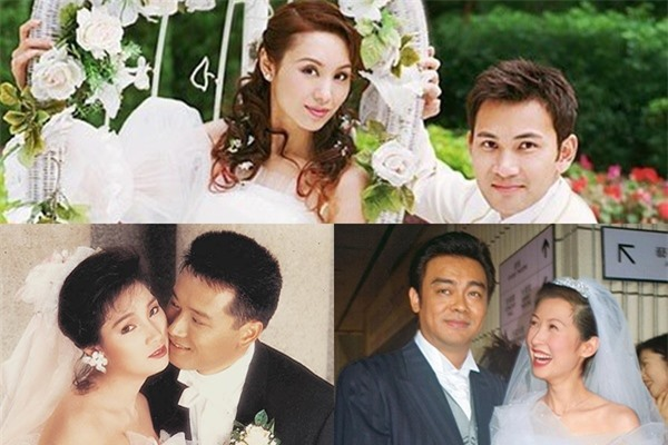 5 cặp đôi 'thiên trường địa cửu' của TVB - Ảnh 1