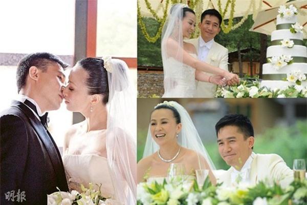 5 cặp đôi 'thiên trường địa cửu' của TVB - Ảnh 3