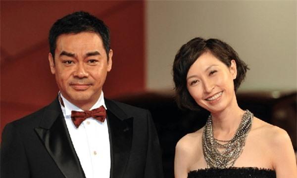 5 cặp đôi 'thiên trường địa cửu' của TVB - Ảnh 4