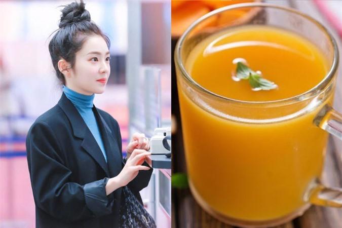 5 thức uống ích dáng, đẹp da của sao Hàn: Irene mê nước bí ngô - Ảnh 3