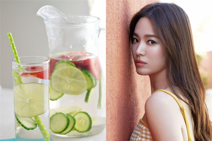 5 thức uống ích dáng, đẹp da của sao Hàn: Irene mê nước bí ngô - Ảnh 5