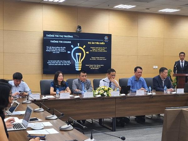 Hơn 100 doanh nghiệp tham gia triển lãm quốc tế đô thị thông minh châu Á SmartCity Asia 2020