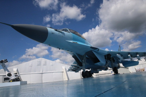 Báo Mỹ bất ngờ khuyên Ấn Độ mua MiG-35 của Nga