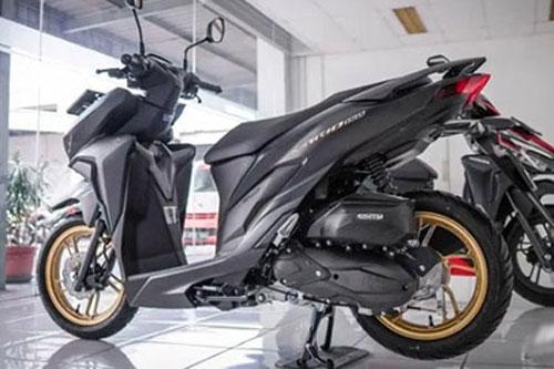 Honda Vario 150 2020 đẹp hơn Air Blade, giảm giá siêu hấp dẫn tại Việt Nam