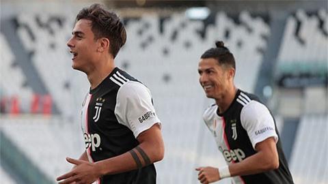 Dybala sắp gia hạn hợp đồng, sẽ mang băng đội trưởng Juventus thời 'hậu Ronaldo'