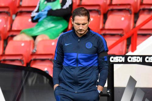 HLV Lampard.