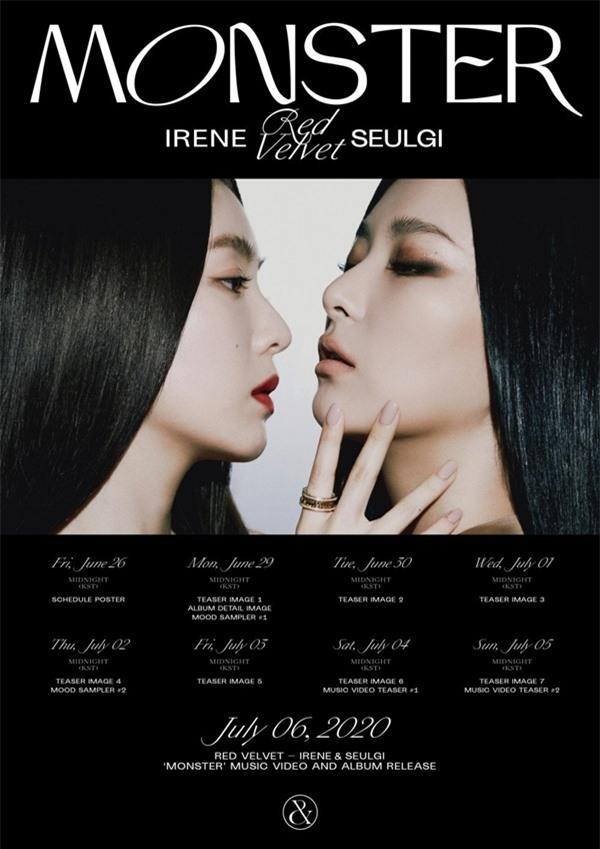 Irene và Seulgi Red Velvet ra mắt MV vừa kinh dị ám ảnh vừa đậm mùi bách hợp - Ảnh 1