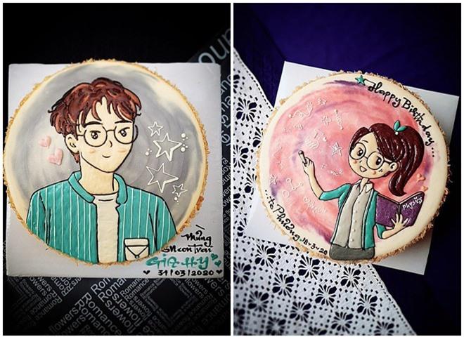 Làm bánh kem đẹp như tranh, mẹ Nha Trang vừa trông con vừa kiếm được tiền triệu - Ảnh 8.