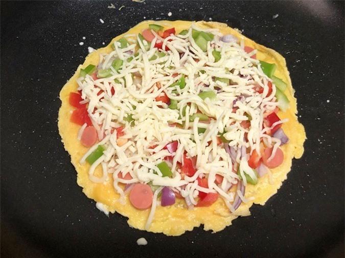 Nhanh tay làm ngay pizza siêu tốc chỉ vài phút là xong để ăn sáng - Ảnh 5.