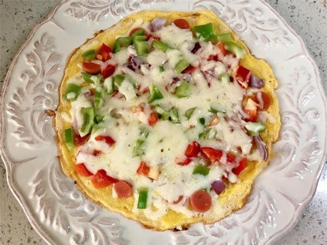 Nhanh tay làm ngay pizza siêu tốc chỉ vài phút là xong để ăn sáng - Ảnh 6.