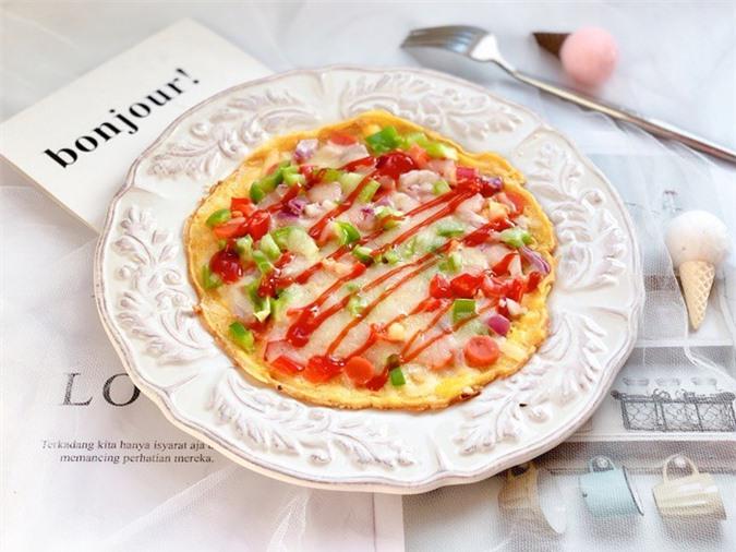 Nhanh tay làm ngay pizza siêu tốc chỉ vài phút là xong để ăn sáng - Ảnh 7.