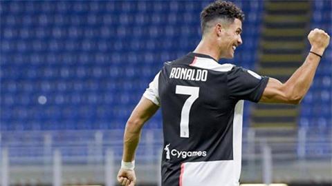Ronaldo cam kết tương lai với Juventus, dập tắt tin đồn sang PSG
