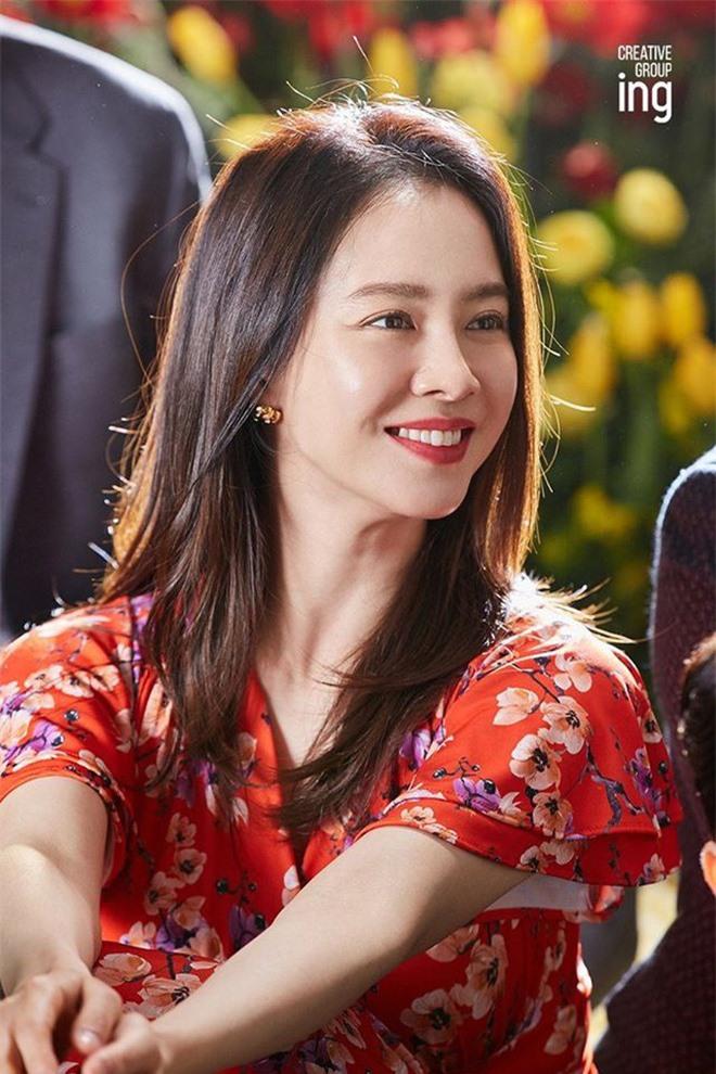 Song Ji Hyo đốn tim netizen bởi nhan sắc rạng rỡ trong bộ ảnh mới - Ảnh 6
