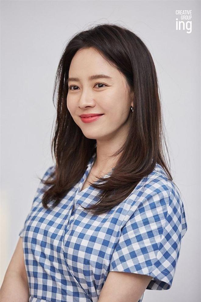 Song Ji Hyo đốn tim netizen bởi nhan sắc rạng rỡ trong bộ ảnh mới - Ảnh 8