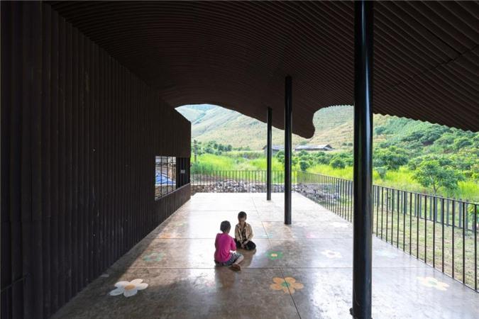 Trường mầm non vùng cao Việt Nam lọt top 10 kiến trúc ấn tượng thế giới - 6