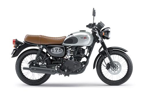 Kawasaki W175 SE.