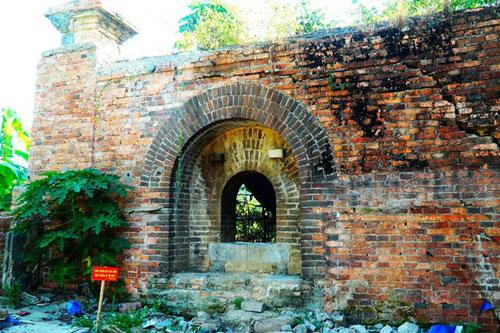 Di tích Cố đô Huế: Phát lộ 2 cổng thành thời nhà Nguyễn