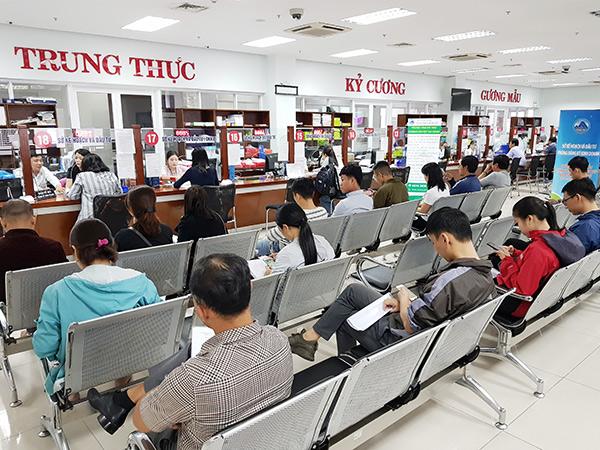 Các sở, ngành TP Đà Nẵng được yêu cầu cắt giảm triệt để các thủ tục hành chính không cần thiết trong lĩnh vực sản xuất kinh doanh (Ảnh: HC)