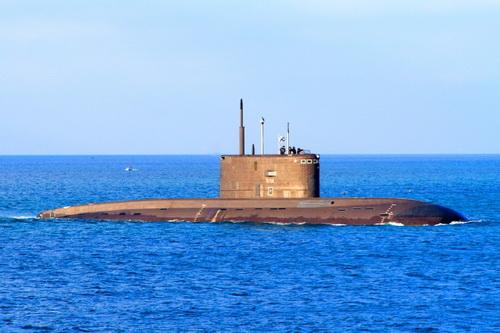 Nhà sản xuất tàu ngầm Nga bị cáo buộc tham nhũng
