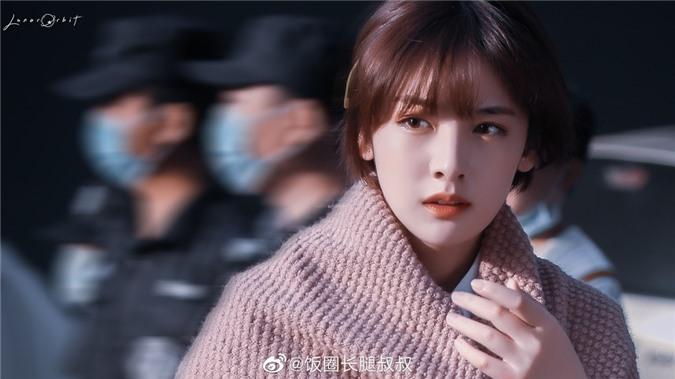 nu idol Cpop xinh dep nhat trong mat phai nam xu Trung anh 1