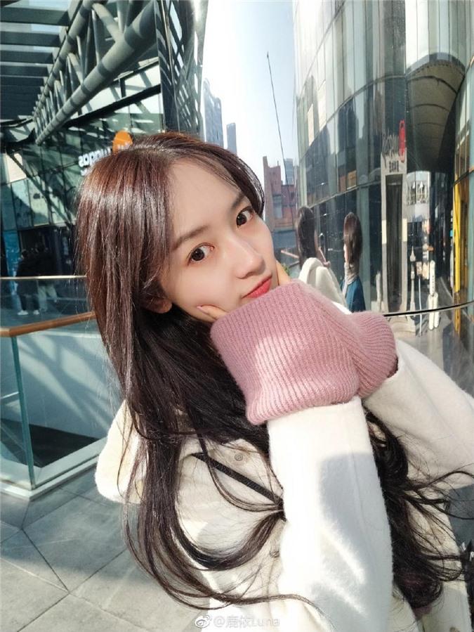 nu idol Cpop xinh dep nhat trong mat phai nam xu Trung anh 4