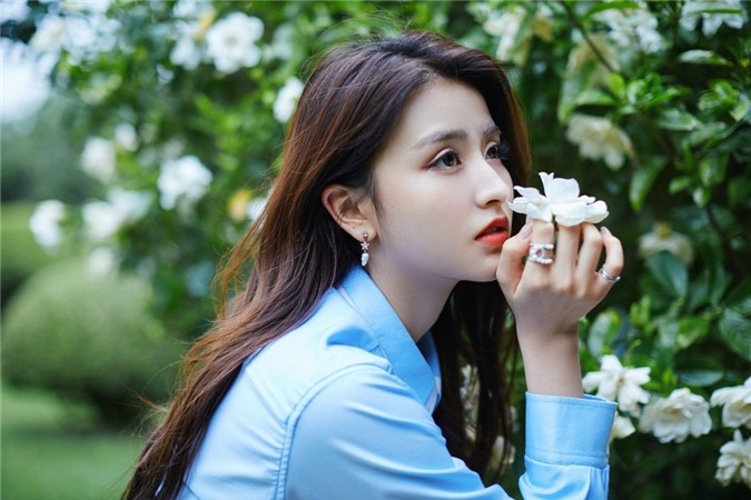 nu idol Cpop xinh dep nhat trong mat phai nam xu Trung anh 8
