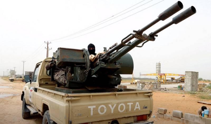 Tình hình chiến sự tại Libya đang ngày càng trở nên căng thẳng hơn. Ảnh: Al Masdar News.