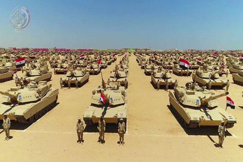 Có hơn 1000 chiếc M1A1 Abrams Mỹ, Ai Cập vẫn chi tiền khủng mua 500 xe tăng T-90MS Nga