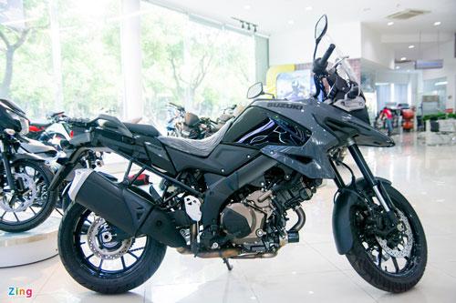 Chi tiết Suzuki V-Strom 1050 giá 419 triệu đồng tại Việt Nam