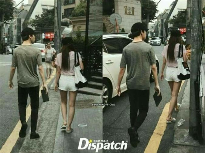 'Ảnh hẹn hò' của Ji Min - Seul Gi khiến fan hoang mang - Ảnh 6