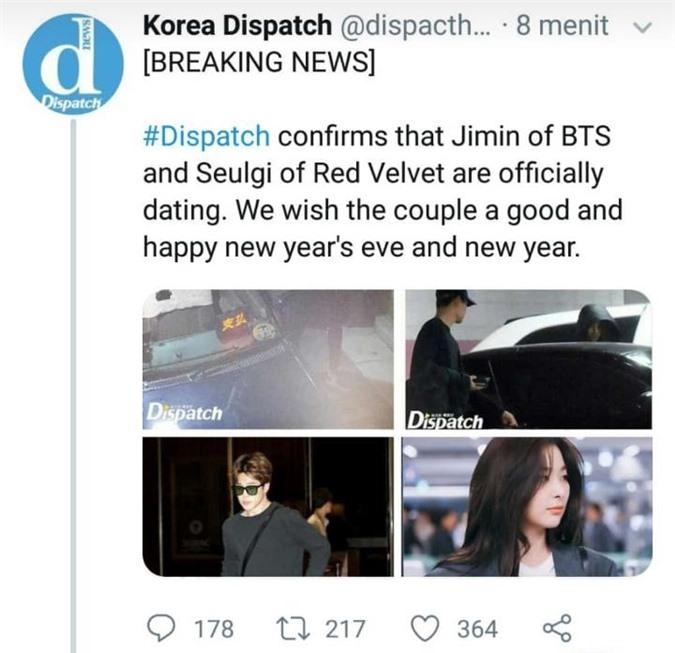 'Ảnh hẹn hò' của Ji Min - Seul Gi khiến fan hoang mang - Ảnh 7