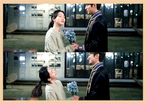 Bằng chứng Lee Min Ho hẹn hò sao nữ 'Quân vương bất diệt' Kim Go Eun - Ảnh 1