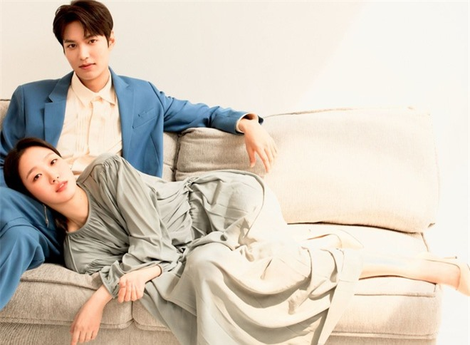 Bằng chứng Lee Min Ho hẹn hò sao nữ 'Quân vương bất diệt' Kim Go Eun - Ảnh 15