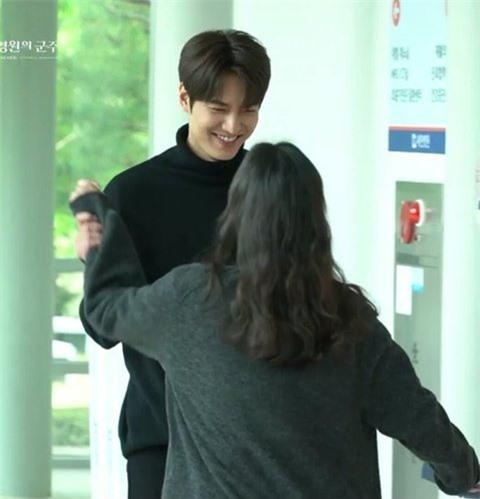 Bằng chứng Lee Min Ho hẹn hò sao nữ 'Quân vương bất diệt' Kim Go Eun - Ảnh 4