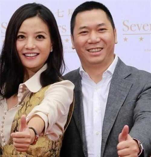Bỏ lỡ Tô Hữu Bằng, từ chối Huỳnh Hiểu Minh, vì sao Triệu Vy chọn đại gia 'một đời vợ' Huỳnh Hữu Long? - Ảnh 3