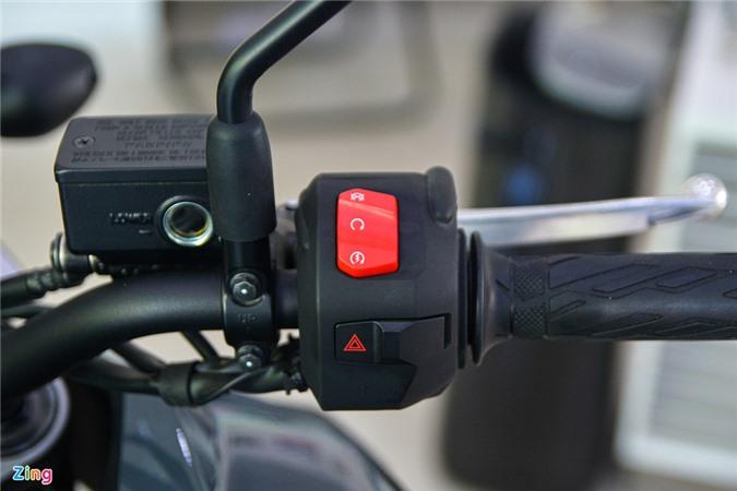 Suzuki V-Strom 1050 ve VN - moto adventure gia 419 trieu anh 11