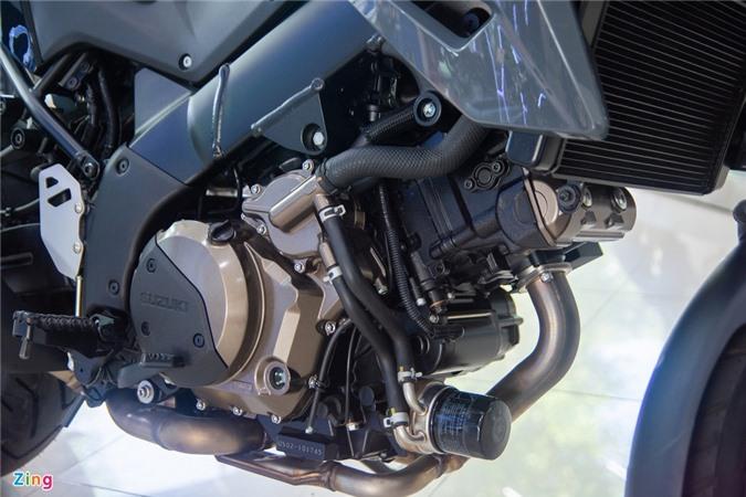 Suzuki V-Strom 1050 ve VN - moto adventure gia 419 trieu anh 16