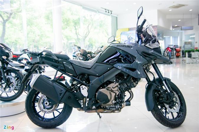 Suzuki V-Strom 1050 ve VN - moto adventure gia 419 trieu anh 2
