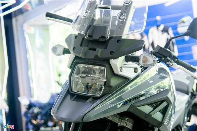 Suzuki V-Strom 1050 ve VN - moto adventure gia 419 trieu anh 3