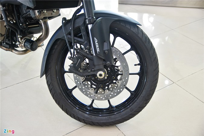 Suzuki V-Strom 1050 ve VN - moto adventure gia 419 trieu anh 4