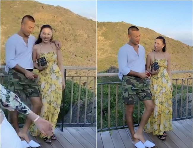 Chồng cũ bị nghi hẹn hò Quỳnh Thư, Quỳnh Nga 'bình chân như vại' khi bị réo tên - Ảnh 2