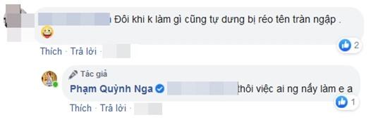 Chồng cũ bị nghi hẹn hò Quỳnh Thư, Quỳnh Nga 'bình chân như vại' khi bị réo tên - Ảnh 7