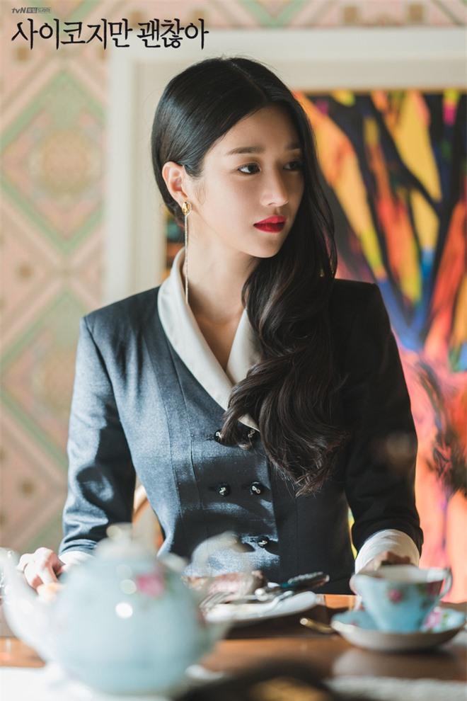'Điên nữ' Seo Ye Ji sở hữu mình hạc xương mai - vòng eo siêu thực - Ảnh 1