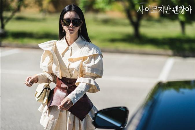 'Điên nữ' Seo Ye Ji sở hữu mình hạc xương mai - vòng eo siêu thực - Ảnh 12