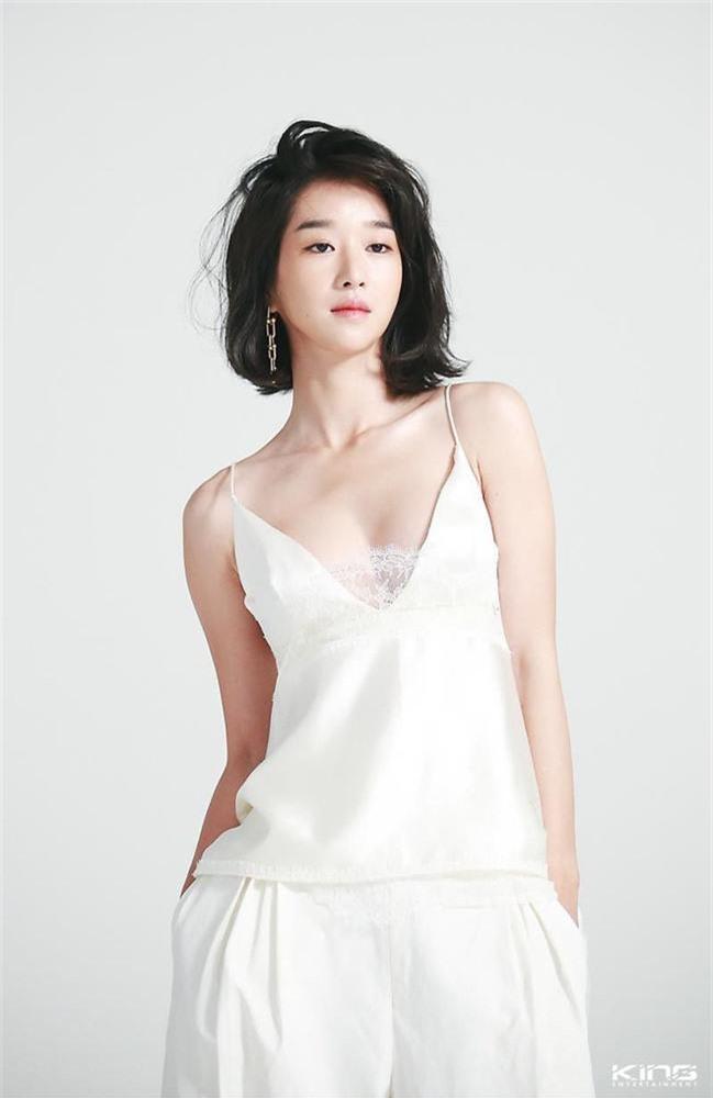 'Điên nữ' Seo Ye Ji sở hữu mình hạc xương mai - vòng eo siêu thực - Ảnh 8